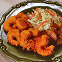 Tarragon Fried Shrimp